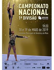 Campeonato Nacional 1ª Divisão de Ginástica Acrobática