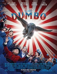 Cinema | DUMBO de Tim Burton (versão legendada)