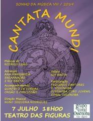 O Sonho da Música VIII | Cantata Mundi