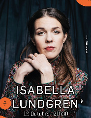 Festival Internacional Caldas nice Jazz'19 - Isabella Lundgren