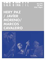 Hery Paz/ Javier Moreno/ Marcos Cavaleiro