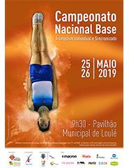 Campeonato Nacional Base - Trampolim Individual e Sincronizado