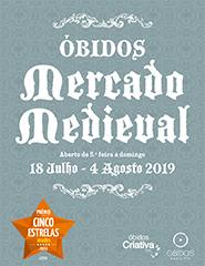 Mercado Medieval de Óbidos - 2019