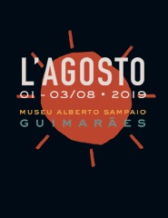 L'Agosto 2019 - Passe Geral + T-Shirt