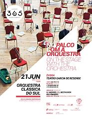 Concerto Promenade: No Palco com a Orquestra