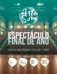 ARTE DO SOM - Espetáculo de Final de Ano