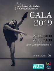Gala 2019 - Academia de Ballet Contemporâneo