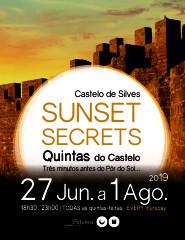 Sunset Secrets - Quintas do Castelo | 25 de Julho