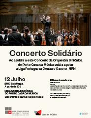 Concerto Solidário - Orquestra Sinfónica do Porto