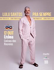 LULU SANTOS | EUROTOUR