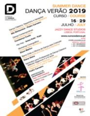 Espectáculo Curso de Dança Verão 2019