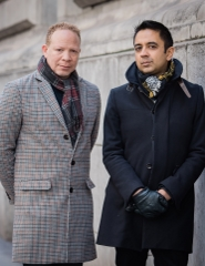 VIJAY IYER AND CRAIG TABORN – THE TRANSITORY POEMS