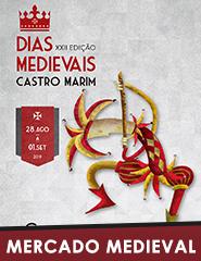Dias Medievais em Castro Marim 2019 | Mercado Medieval