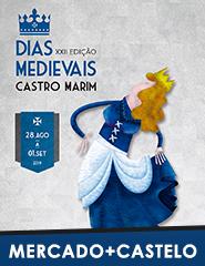 Dias Medievais em Castro Marim 2019 | Mercado+Castelo