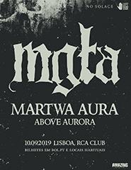 MGLA (1ª Parte: Martwa Aura + Above Aurora)