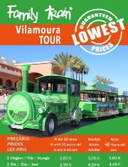 Family Train - Comboio Turistico