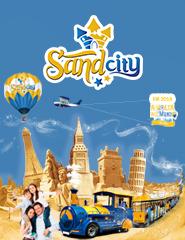 SAND CITY FIESA '19 – Festival Internacional de Esculturas em Areia