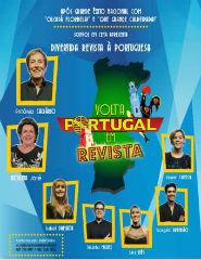 VOLT´A PORTUGAL EM REVISTA NO CARAS DIREITAS