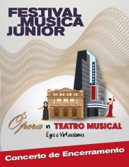 Concerto de Encerramento - FESTIVAL MÚSICA JÚNIOR '19