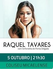 Raquel Tavares com Sinfonietta de Ponta Delgada