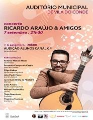 Concerto Ricardo Araújo & Amigos