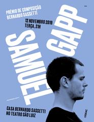 SAMUEL GAPP-Concerto Prémio de Composição Bernardo Sassetti