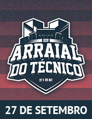 XXV Arraial do Técnico '19 - Dia 27/09