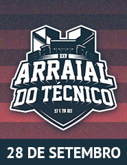 XXV Arraial do Técnico '19 - Dia 28/09
