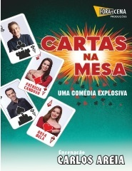CARTAS NA MESA (c/ Carlos Areia)