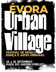 Évora Urban Village - Bilhete Diário