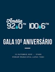 Gala 10º Aniversário Rádio Amália