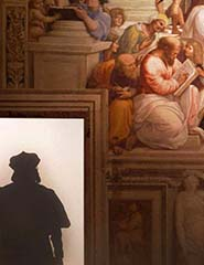Cinema nas Ruínas | Raffaello, O Príncipe das Artes