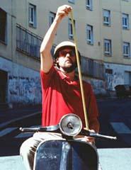 Cinema nas Ruínas | Querido Diário
