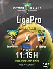 Estoril Praia– SC Farense