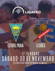 Estoril Praia– Leixões SC