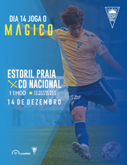 Estoril Praia – CD Nacional