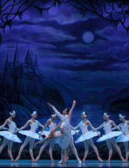 Lago dos Cisnes-Russian Classical Ballet