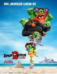 Angry Birds 2 - O FIlme --------------------- 2D