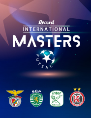 International Masters Futsal - Kairat Almaty / Sporting CP