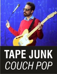 TAPE JUNK  Couch Pop