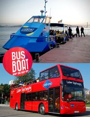Boat + Belém + Oriente + Cascais