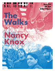 The Walks + Nancy Knox