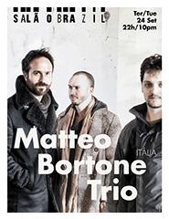 Matteo Bortone Trio