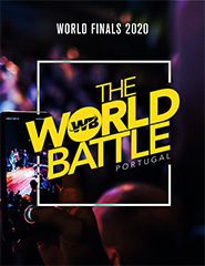 The World Battle 2020 - Weekend Pass
