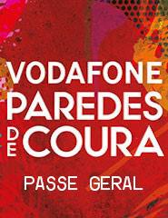 Vodafone Paredes de Coura 2020 - Passe Geral