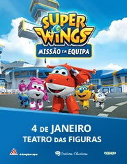 Super Wings - Missão em Equipa