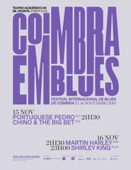 Coimbra em Blues— Festival Internacional de Blues de Coimbra