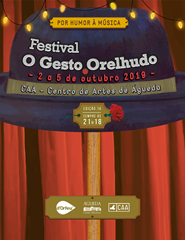 O Gesto Orelhudo_3 outubro 2019 Bilhete Diário