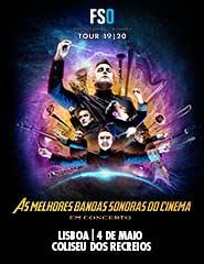 FILM SYMPHONY ORCHESTRA APRESENTA A MELHOR MÚSICA DO CINEMA