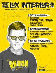 DIRTY COAL TRAIN + The Act Ups + Flying Cages | FESTIVAL LUX INTERIOR